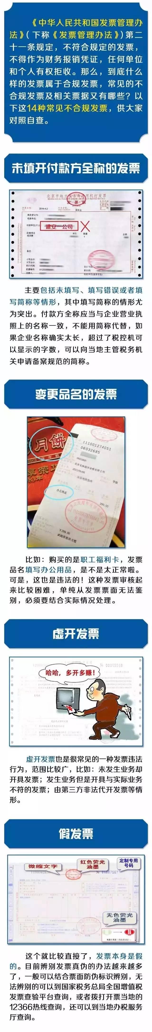 【税务知识】哪些发票和相关票据不能作报销凭证?请速查你的十四种票据合不合规!