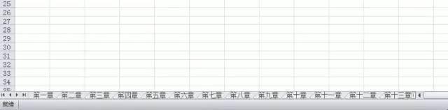 【会计实务】如何快速制作一个工作表目录索引?