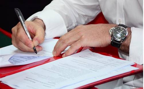 【会计知识】签名、盖章、按手印,有什么区别?哪个风险最大?