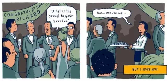 穷人和富人的差距是怎样一点点拉开的?这组风靡Facebook的漫画会让你震惊! 会计职场 第11张