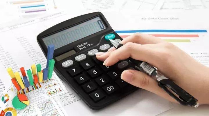 会计全盘账务处理流程,不清楚的备一份!