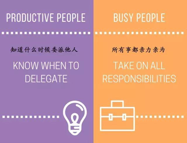 没时间学习?15张图看懂瞎忙和高效的区别 会计职场 第6张